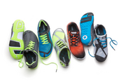 """David Sypniewski, founder and CEO of SKORA, says his current product is the """"result of a 12–year journey to craft a better running shoe."""""""