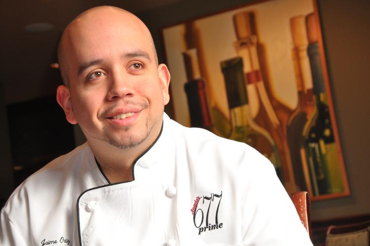 Jaime Ortiz has been named general manager at Angelo's 677 Prime in Albany, NY.