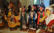 Loseling Doll collection is a permanent display inside the temple.