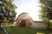 The Brodie barn, which was built and owned by the J.D. Weaver family, is being renovated into a wedding and special events venue.