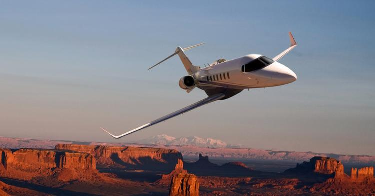 Flexjet has doubled its order of Learjet 85 private jets.