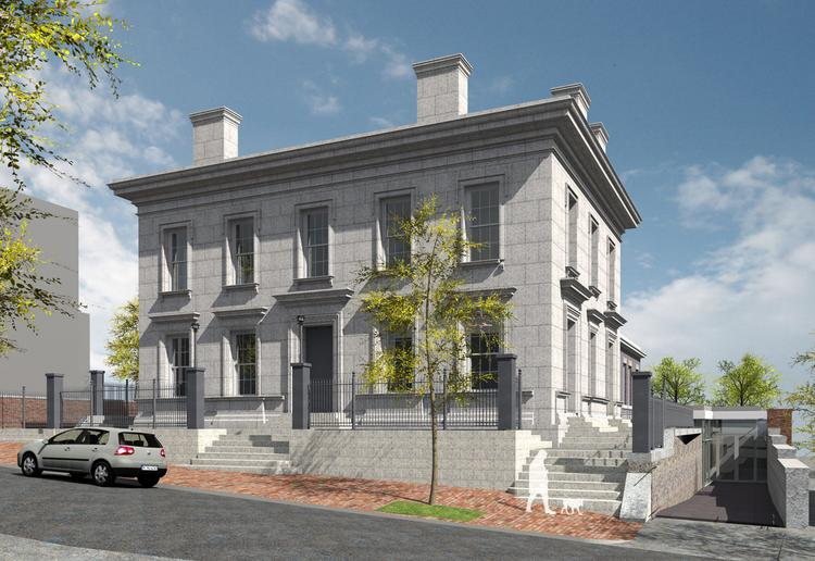 Eastbanc Inc. has launched a renovation of the historic Georgetown Post Office at 1215 31st St. NW, which was built in 1859 and is one of the oldest continuously operated post offices in the country.