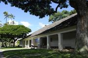 The Honolulu Museum of Art building — known until recently as the Honolulu Academy of Arts — was designed by New York architect Bertram Goodhue in a style that gives it a Hawaiian sense of place.