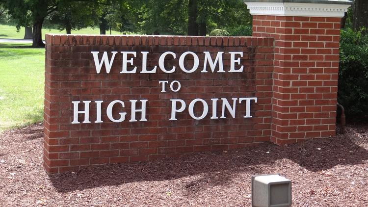A consultant report urges High Point to focus its revitalization and development efforts on a block of downtown property on the west side of Main Street in front of the High Point Plaza Hotel.