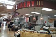 Lucky's baked goods are inspired by pastry shops in Europe.