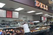The deli promotes local ingredients and gluten-free, vegan and vegetarian offerings.