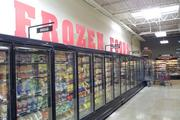 Lucky's frozen foods section.