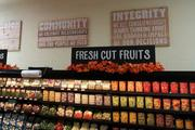 Fruit comes from area growers.