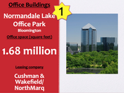 Normandale Lake Office Park, Bloomington