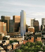 New rendering of Millennium Tower.