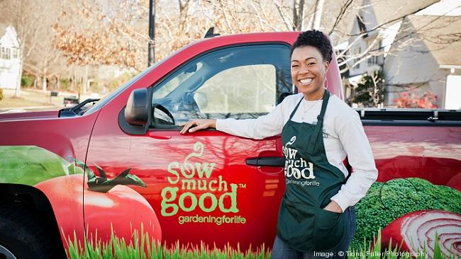 For Sow Much Good Founder Robin Emmons, the absence of access to fresh food directly affected her brother who was being treated in a mental health facility.  His condition improved after she donated produce.