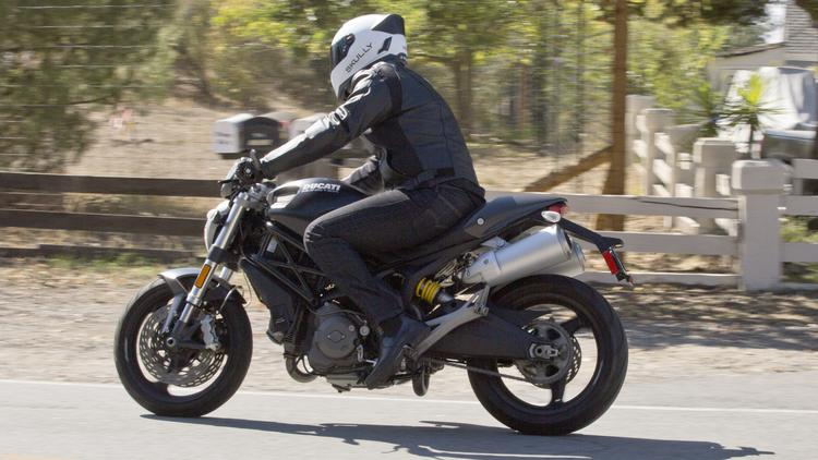 Motorcyclists Accounted For 19 Percent Of Motor Vehicle