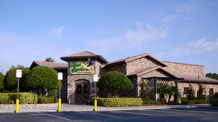 Darden reveals plans to roll out a new design known as Revitalia restaurants to 75 of its underperforming Olive Garden Italian eateries nationwide.