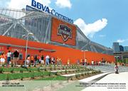 Finalist, for-profit category: BBVA Compass Stadium  Developed by City of Houston / Harris County / Houston Sports Authority and owned by the Houston Dynamo Soccer Club