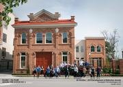 Finalist, for-profit category: Historic Fire Station No. 6  Developed by 1702 Washington Ltd. and owned by Axiom