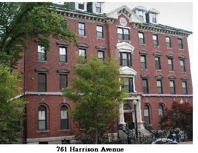 Black Rock Realty has paid $21.5 million for Harrison Court Apartments in Boston's South End.