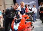 <strong>Erik</strong> <strong>Buell</strong> Racing awarded grant for Italy trade trip