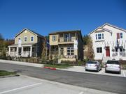 Pulte Homes recently unveiled the first three model homes in Orinda Grove, a 73-unit home development on a 10-acre site formerly owned by the city's school district.