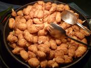 Ellsworth cheese curds are similar to those served at Target Field. (No, that's not a single serving.)