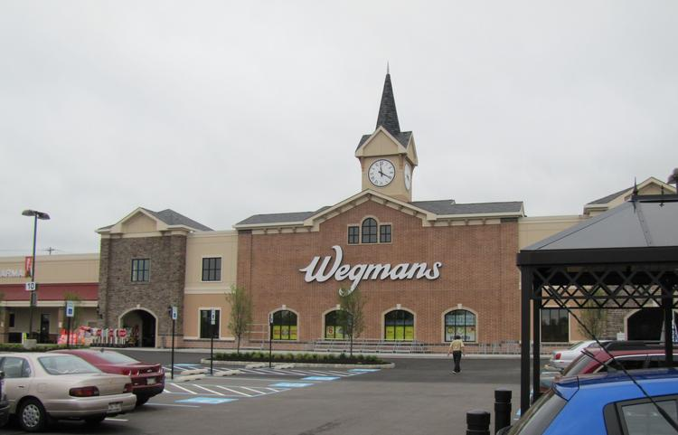 The Wegmans store in King of Prussia, Pa.