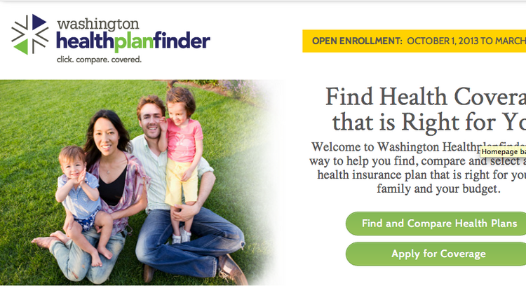 Washington S Exchange Will Open Special Enrollment Period Puget