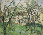 Paul Cézanne: House in the Country
