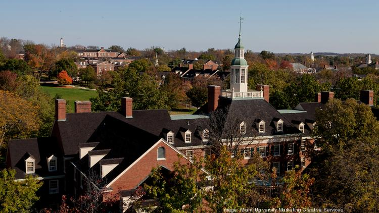 Oxford, Ohio, home of Miami University, has been named one of the Top 10 best college towns by Livability.com.