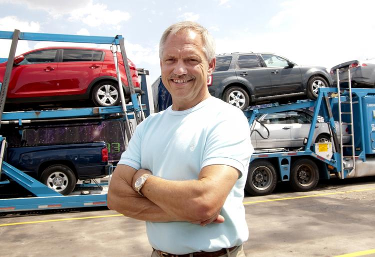 John Roehll's Dependable Auto Shippers has grown over the past 60 years, attaching its business to corporations looking to relocate employees.