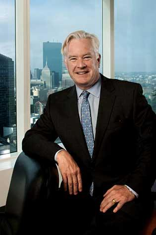 David Fitzgerald  is executive vice president and partner CBRE/New England.