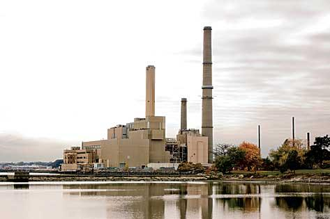 The coal-fired Salem Harbor plant will close for good next year. New owner Footprint Power plans to build a natural gas-fired power plant at that site as part of a broader redevelopment.