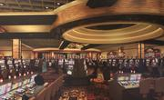 The big feature of the gaming facility will be 1,600 video slot machines.