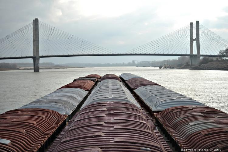 """America's waterways are the """"hidden backbone of our nation's freight network,"""" says the U.S. Chamber of Commerce."""