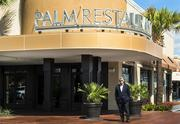 Story: After $5M renovation, iconic Houston restaurant to re-open  Pictured: Jim Martin, The Palm's executive director
