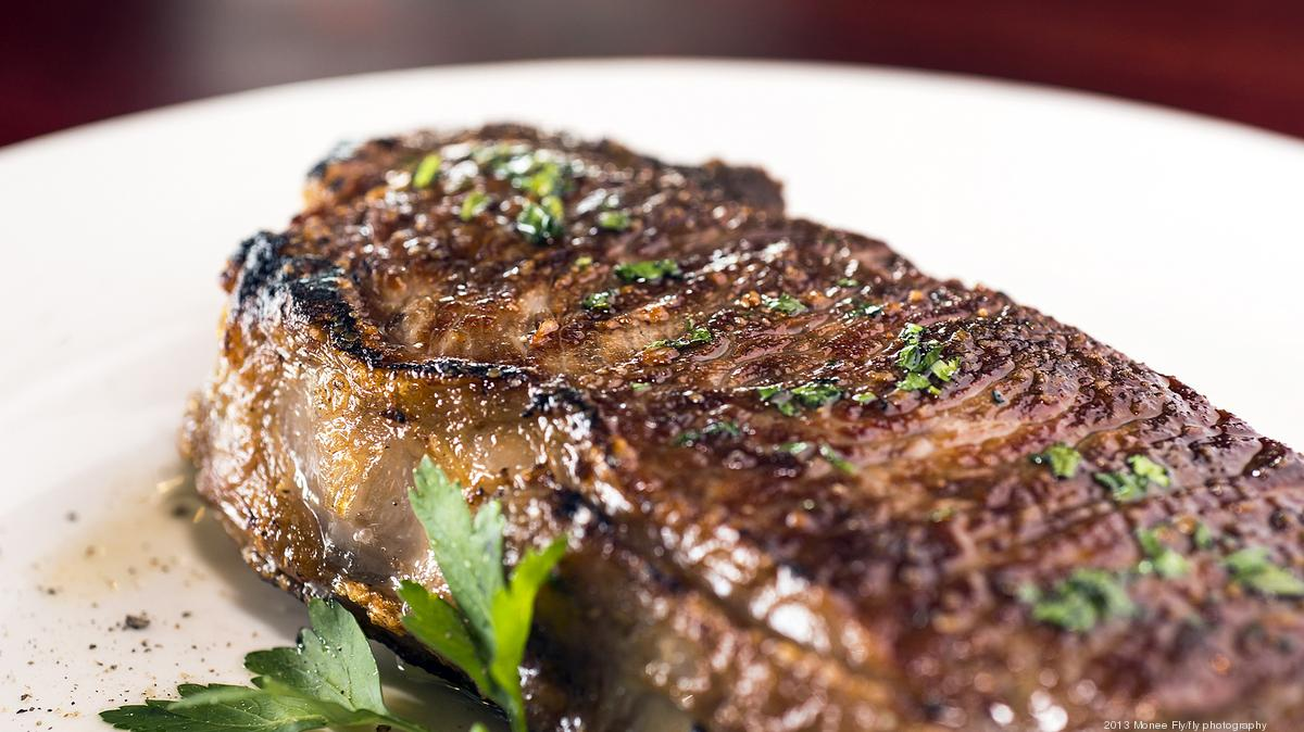 Food Network Names Pas Bros Steakhouse In Houston No 3 For Best Steak Business Journal