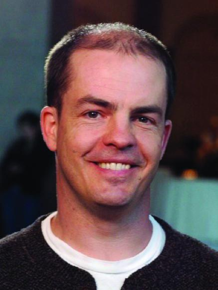 Tech Ranch founder and CEO Kevin Koym