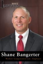 Lawyer of the Year —D. <strong>Shane</strong> <strong>Bangerter</strong>