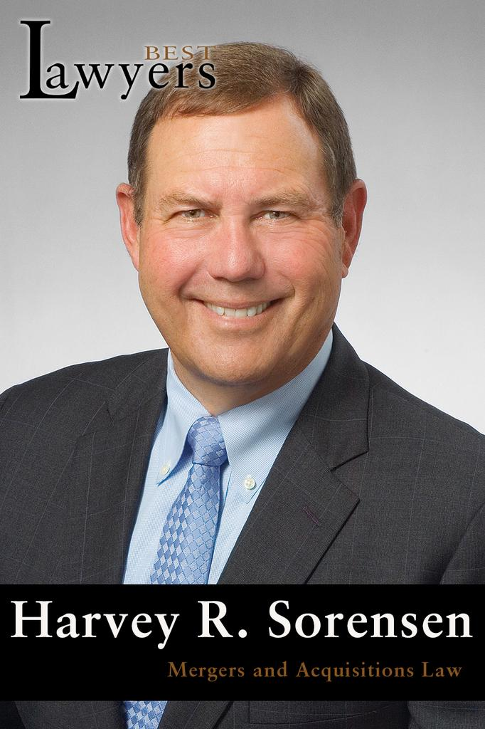 Harvey R. SorensenMergers and Acquisitions LawFoulston Siefkin LLP