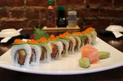 "Genki will donate 50 percent of proceeds from its spicy Virginia-Highland ""Firehouse"" Roll to the cause throughout April."