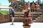 Culpepper out of 'Survivor' game