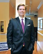In profile: Charlotte mayoral candidate Edwin Peacock