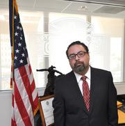 Ernesto Perez, charged with lying about his record, resigned on Oct. 23.