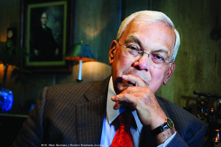 Boston mayor Thomas M. Menino.