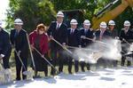 Verizon, community celebrates construction start on vacant Lake Mary site (Video)