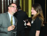 UPMC Health Plan's Geoff Tolley and Ashley Boyer