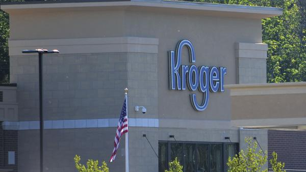 Kroger could upset the Albertsons-Safeway deal announced yesterday.