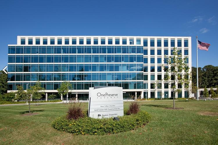 Boston Properties has retained Cassidy Turley to help it find buyers for One Preserve Parkway, a 183,667-square-foot building it developed in 2008 in the Preserve at Tower Oaks development in Rockville.