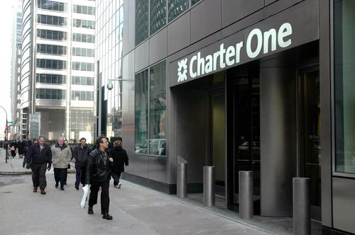 U.S. Bank buying RBS Citizens' Charter One bank branches ...