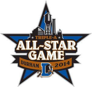 The Durham Bulls will host the Triple-A All-Star Game for the first time in the organization's history.