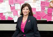 Judith A. Salerno, M.D., president and CEO of Susan G. Komen.