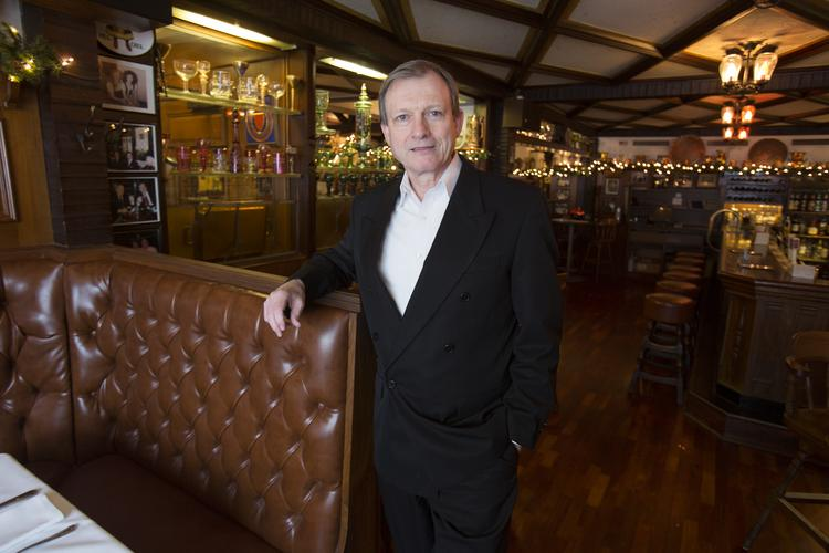 """Tom Andera...""""There was a time when the downtown area really didn't have that many restaurants."""""""